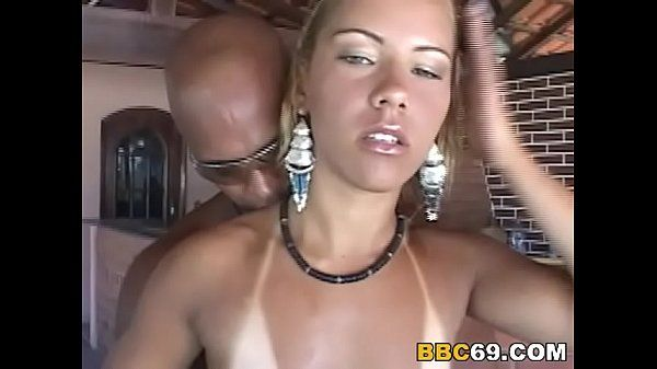 Latina Lena Interracial Anal